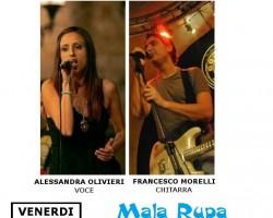 Francesco Morelli Acoustic Duo al Mala Rupa pub