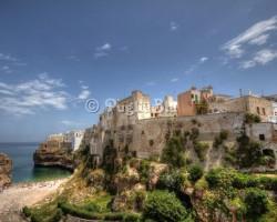 Polignano a Mare - Perla del Mare Adriatico in Puglia
