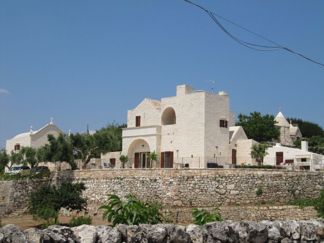 Ancient farmhouse in Martina Franca