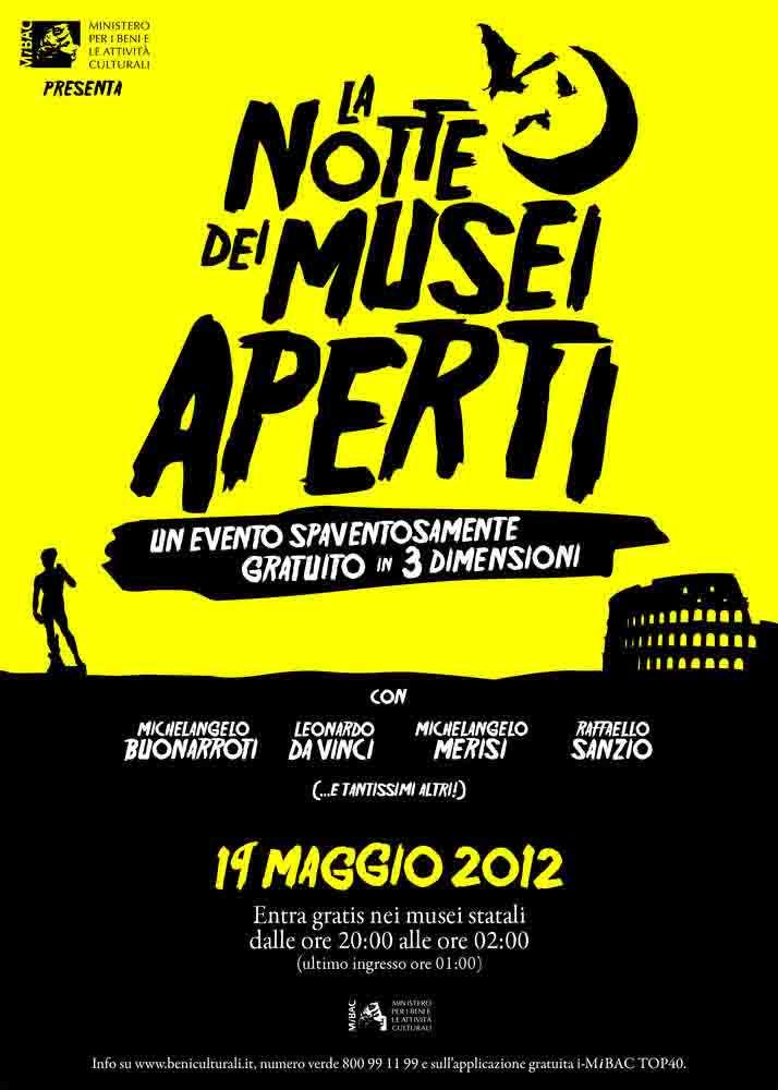 La Notte dei Musei 2013