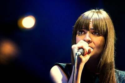 Lucia Manca in concerto in Puglia - Musica Live in Puglia