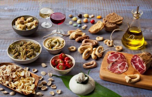 Negozi di prodotti tipici pugliesi for Academie cuisine