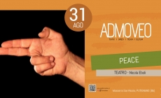 PEACE – WAR, DRUGS & LIVER TO PIECES // Circuito Admoveo